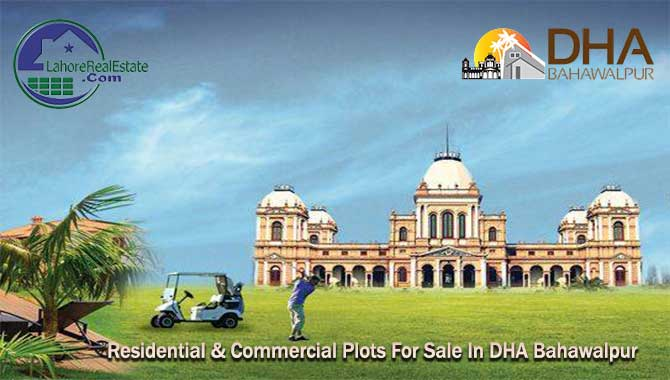 Residential & Commercial Plots For Sale In DHA Bahawalpur